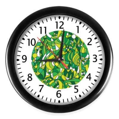 Настенные часы Дизайн