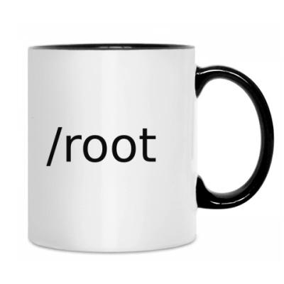 C: && /root