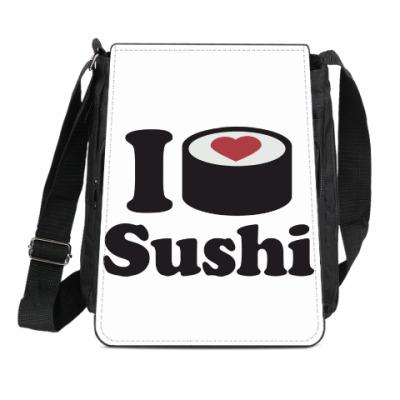 Сумка-планшет Love Sushi