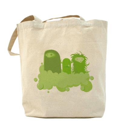 Сумка Green Worm