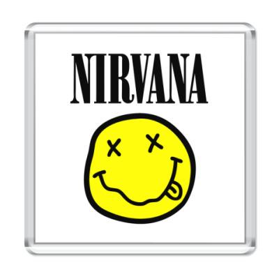 Магнит Nirvana