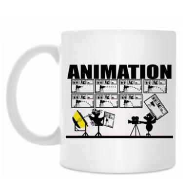 Кружка Анимационная Кружка