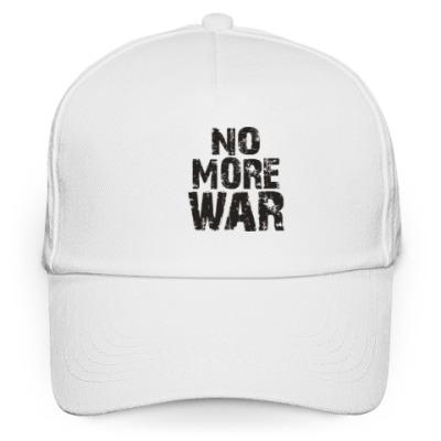 Кепка бейсболка Нет войне