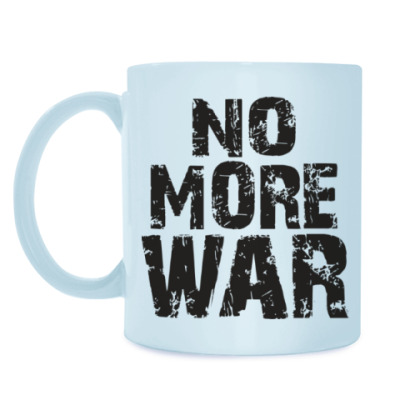 Кружка Нет войне