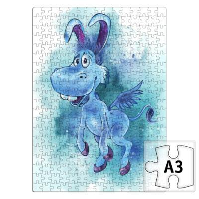 Пазл Happy the unicorn