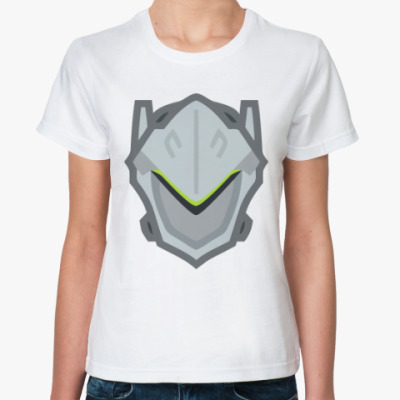 Классическая футболка Overwatch