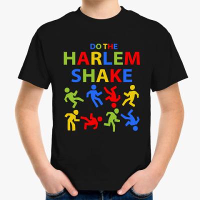 Детская футболка Harlem Shake