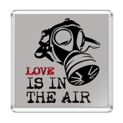 Магнит Love is in the air