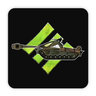 Костер (подставка под кружку) Танк ИС-3 СССР
