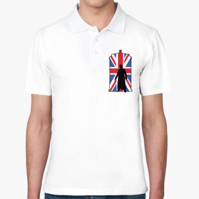Рубашка поло Union Jack Doctor