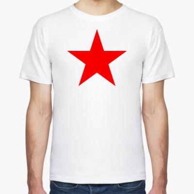 Футболка Red Front Zvezda