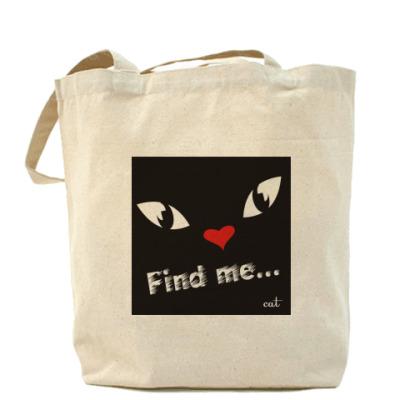 Сумка 'Find me...'