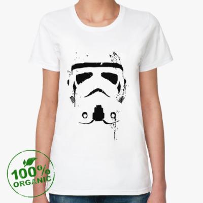 Женская футболка из органик-хлопка Звездные Войны