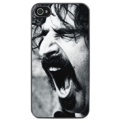 Чехол для iPhone Frank Zappa