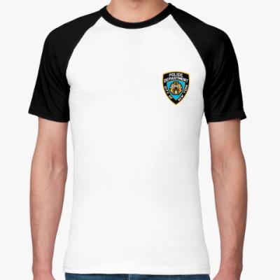 Футболка реглан Police