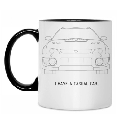Кружка Cup_casual_car