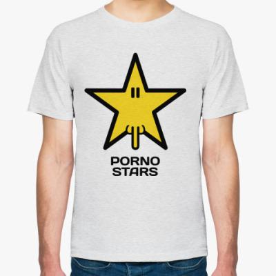 Футболка Porno Stars (Порнозвезда)