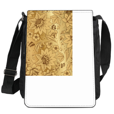 Сумка-планшет Golden Khokhloma