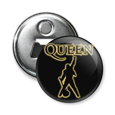 Магнит-открывашка Queen