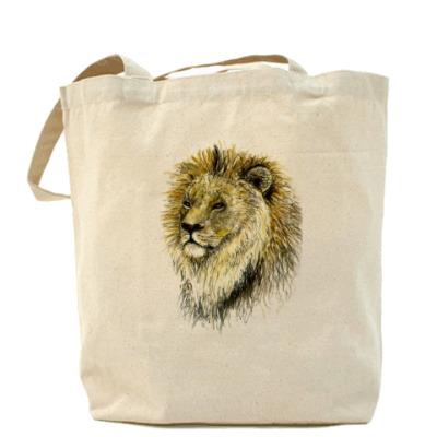 Сумка король лев