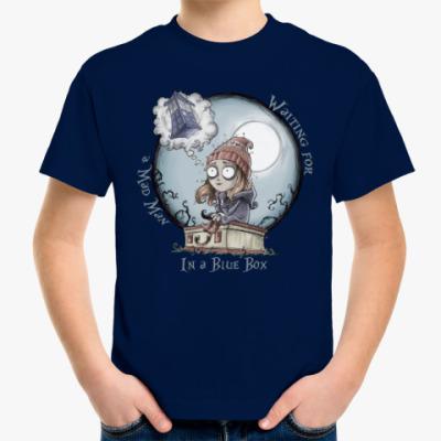 Детская футболка Девочка, которая ждала