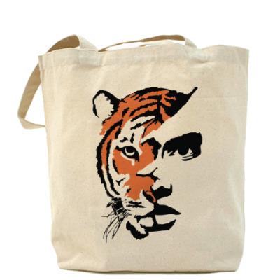 Сумка Тигр рыжий