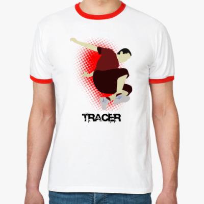 Футболка Ringer-T  Tracer