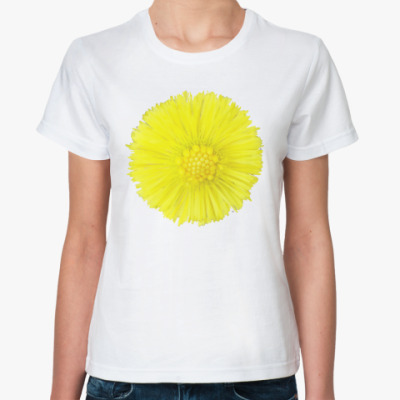 Классическая футболка 'Позитив'