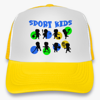 Кепка-тракер Sport kids