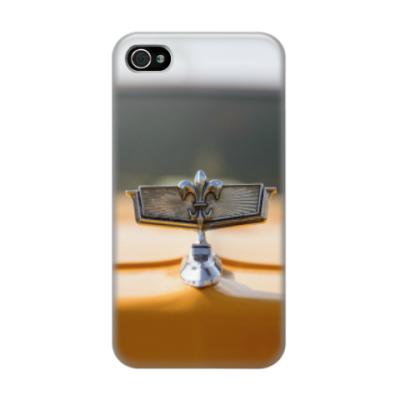Чехол для iPhone 4/4s Chevrolet El Camino Логотип