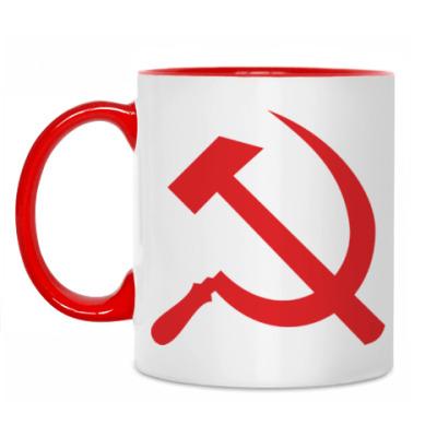 Кружка Кружка с Гербом СССР