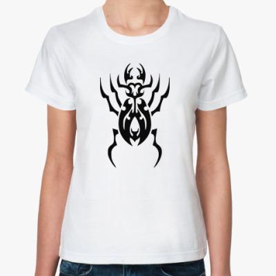 Классическая футболка Tribal жук
