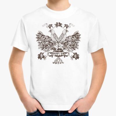 Детская футболка 'Герб'