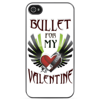 Чехол для iPhone Bullet For My Valentine