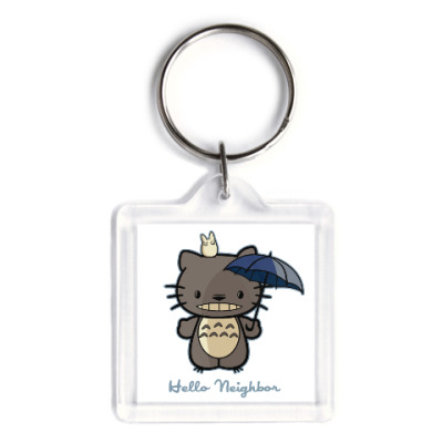 Брелок Hello Totoro