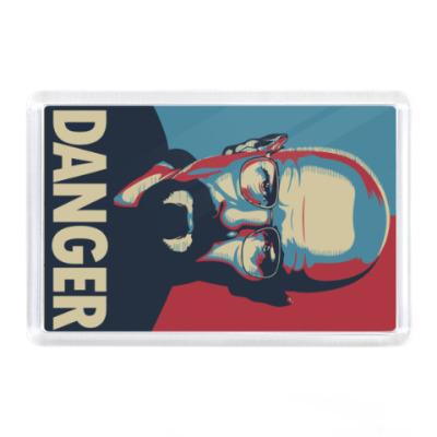 Магнит Walter danger