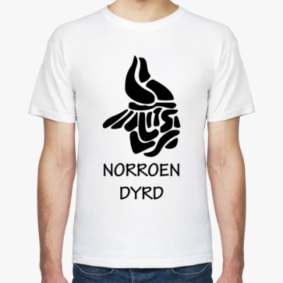 Футболка Norroen Dyrd