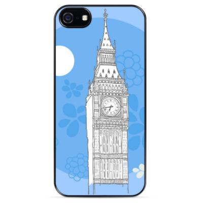 Чехол для iPhone Лондон
