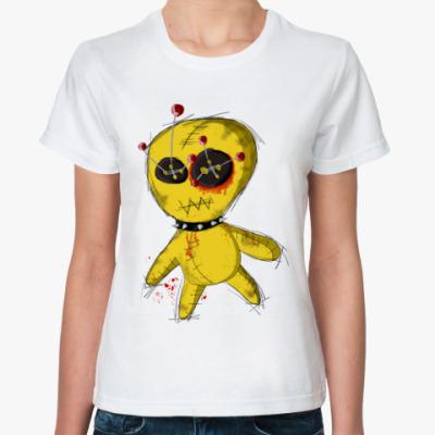 Классическая футболка Voodoo Doll