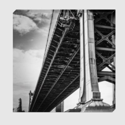 Холст Brooklyn Bridge || YN