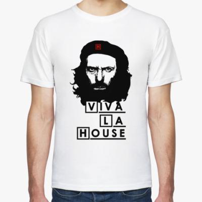 Футболка Viva La House
