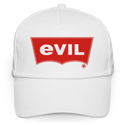Кепка бейсболка Шлем Зла - evil -