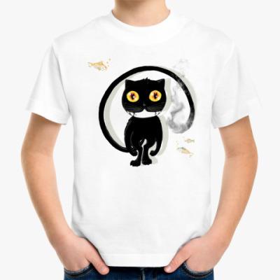 Детская футболка Дымохвост