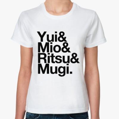 Классическая футболка Хиккан №1