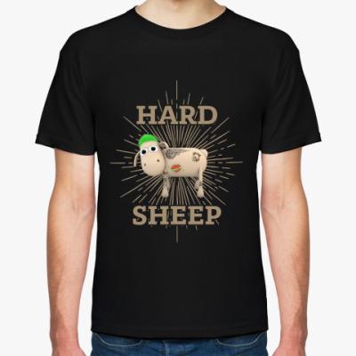 Футболка HARD SHEEP