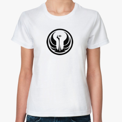 Классическая футболка republic forces