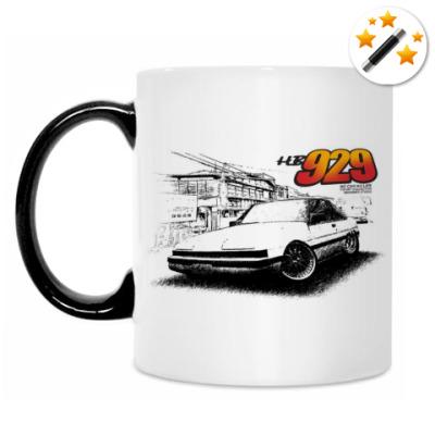 Кружка-хамелеон Mazda 929