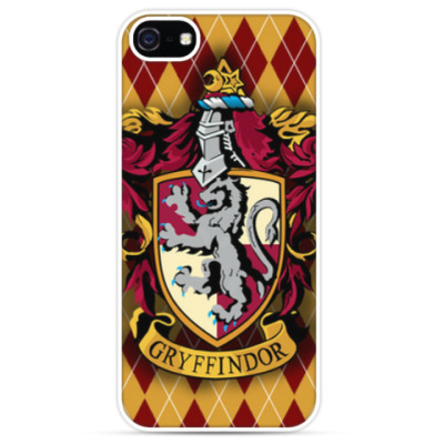 Чехол для iPhone Gryffindor