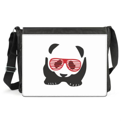 Сумка Панда в очках