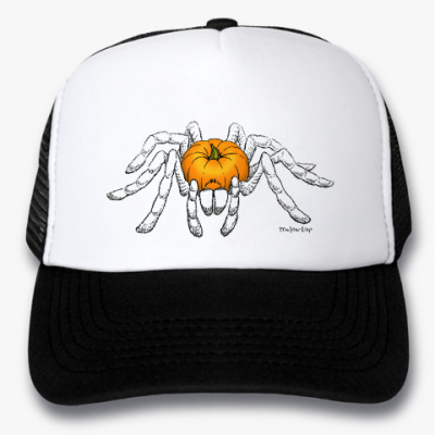 Кепка-тракер Тыкво-паук
